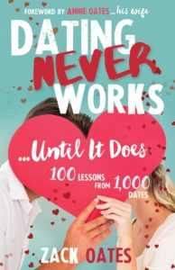 Dating never works book
